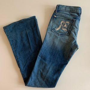 Rock & Republic Size 27 Light Wash Jean